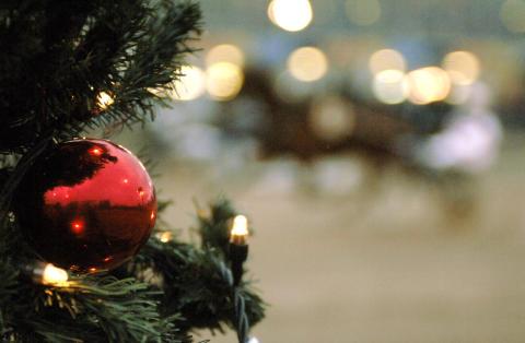 Information angående startlistor under jul- och nyårshelgerna