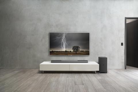 Philips Fidelio Soundbar med Dolby Atmos c