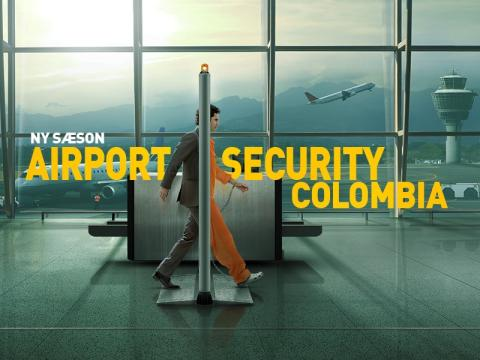 Airport Security Columbia