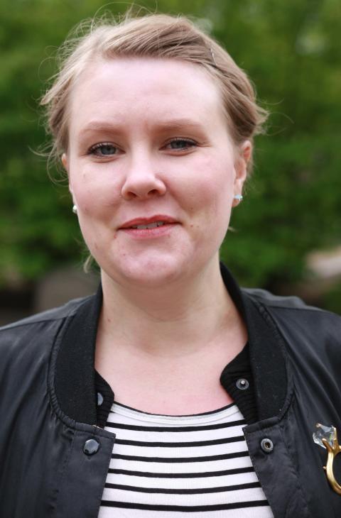 Caroline Bäckman