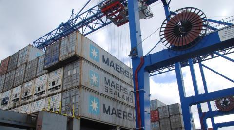 Norrköpings hamn blir hub i ny satsning på närsjöfart