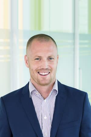 Ny på jobbet: Menigos färskvarudirektör Oscar Uhrström tar över ansvaret för säljorganisationen Restaurang
