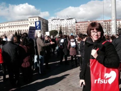 Spanien stoppar lagförslag om abortförbud
