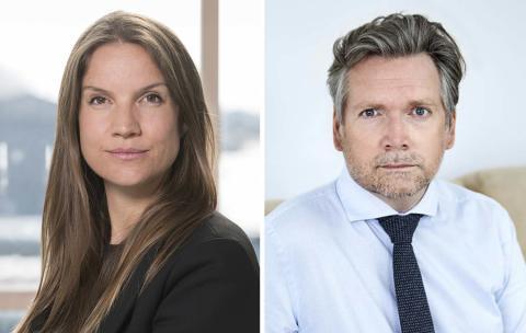 To nye bestyrelsesmedlemmer i Bikubenfonden