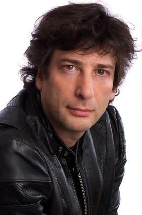 Internationellt författarbesök: Möt fantasystjärnan Neil Gaiman!