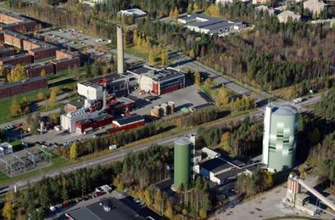 Högtryck på Umeå Energi för säkra fjärrvärmeleveranser