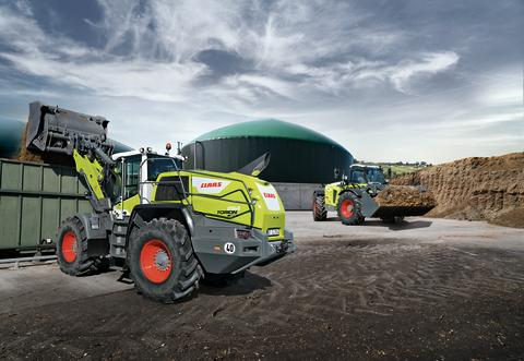 CLAAS TORION