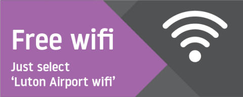 airport passenger services internet wifi
