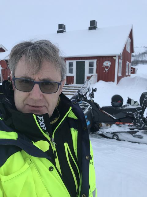 Dekningsdirektør Bjørn Amundsen, Telenor Norge