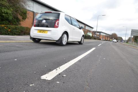 RAC statement on Transport for London decision to remove white lines from busy roads