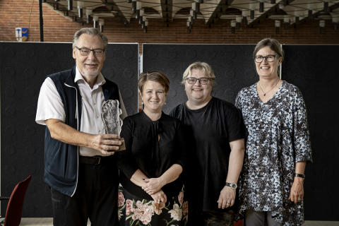 Ishøj Kommune får Årets fod 2019