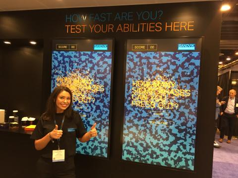 Turning trade shows into buzzy brand experiences