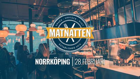 Matnatten Norrköping 28 februari