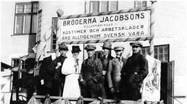 Oscar Jacobson väljer Viskan