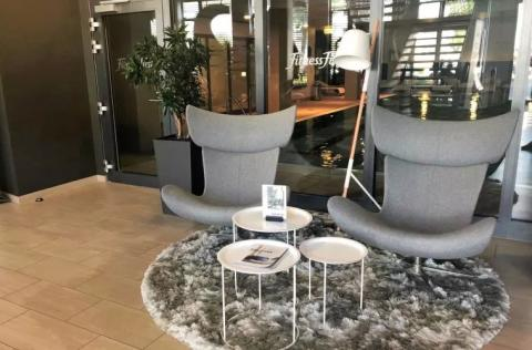 Design meets Fitness – BoConcept & Fitness First