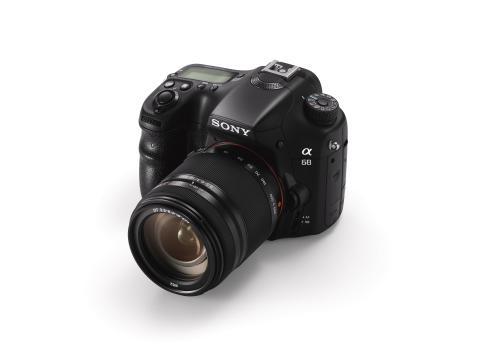 Новая модель в линейке камер Sony с байонетом А - α68