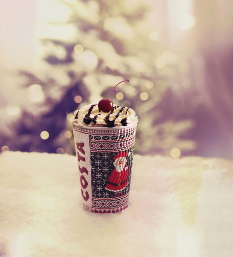 Black Forest Hot Chocolate 2016