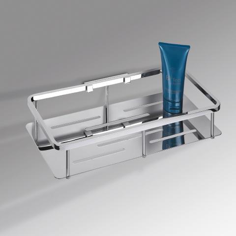 Stilren duschhylla från Sanova