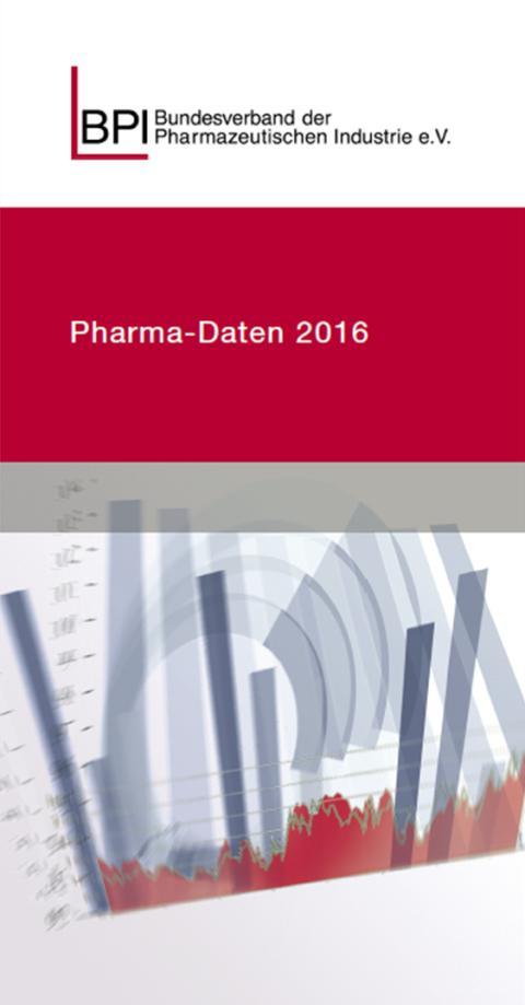 Pharma-Daten 2016: Industrie sichert ambulante Arzneimittelversorgung für weniger als 10 Prozent der Kassenausgaben