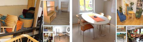 Möbelåterbruk ska skapa cirkulär ekonomi i Växjö kommunkoncern