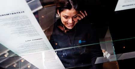 Gratis visningar om svensk polis och demokrati för SFI-klasser på Polismuseet