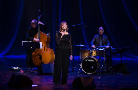 Lill Lindfors 15.08.2017 Oslo Jazzfestival