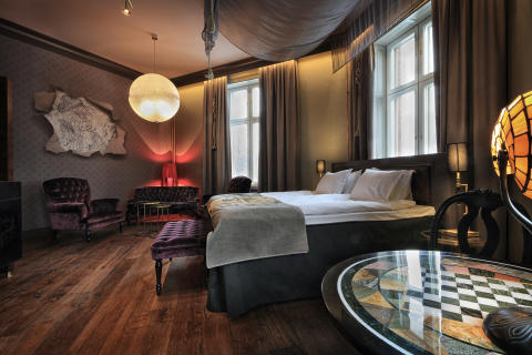 Passion room at Stora Hotellet Umeå by Stylt