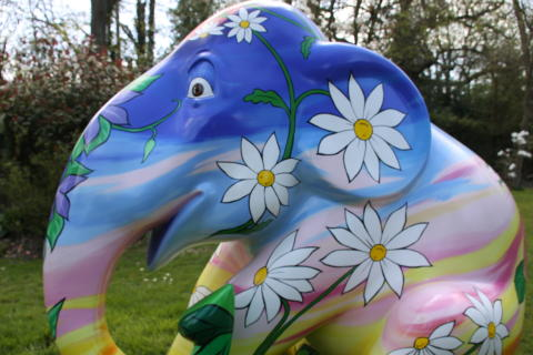 Elephant Parade returns to UK with 13-stop national tour