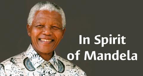Sång och seminarier till Mandelas minne 19-20 september