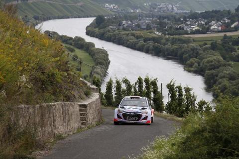 Dani Sordo, Hyundai Shell World Rally Team