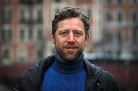 Simon Alexanderson. Foto: Peter Larsson.