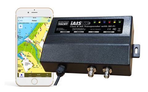 Digital Yacht introduce iAISTX Class B AIS Transponder