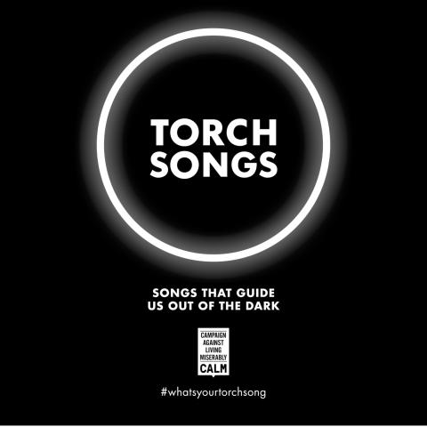19 NOV: Top artists release exclusive 'Torch Songs' for CALM