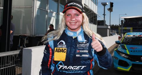 Jessica Bäckman will represent Sweden in FIA Motorsport Games