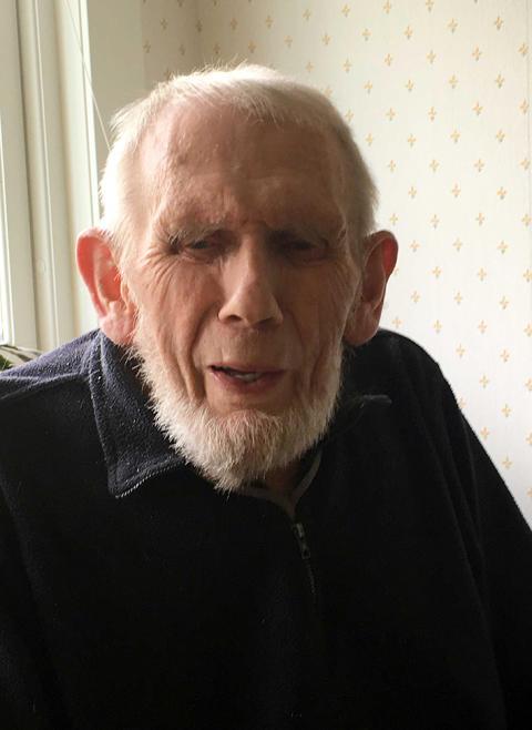 Olof Löthman Orsa kommuns kulturpristagare