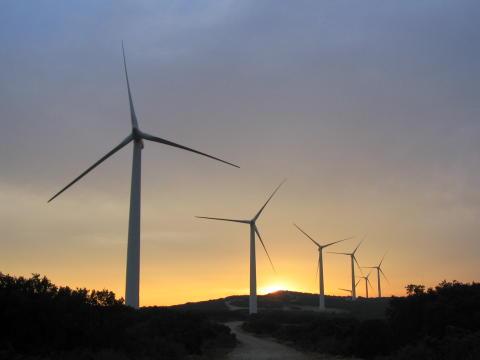 RES signe un partenariat avec la société E6 pour la valorisation de la production électrique de son parc éolien de Corbières