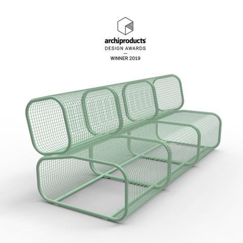 Cushy  - Winner Archiproducts Design Awards 2019