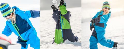 Halfpipe winterdress