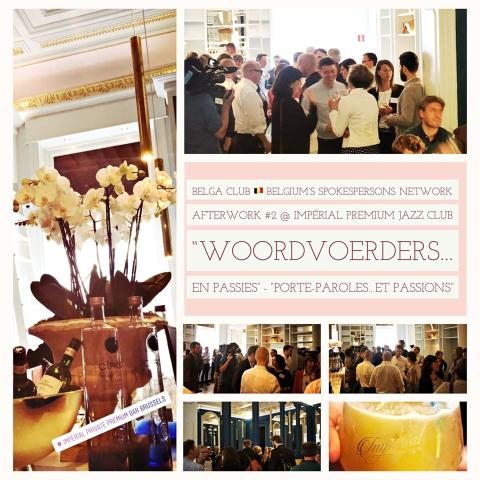 Belga Club - Afterwork #2 (13/06)