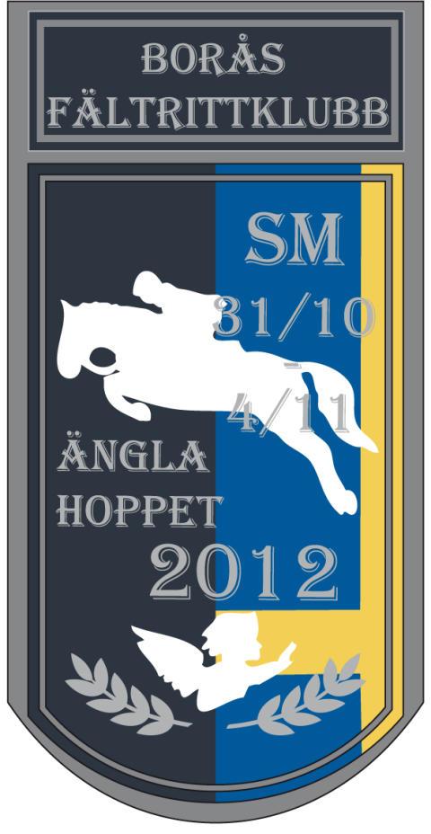 SM i ponnyhoppning 2012 och Änglahoppet på Borås Ridhus
