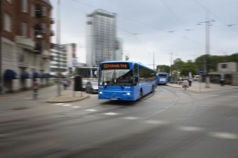 Västtrafik välkomnar ny kollektivtrafiklag