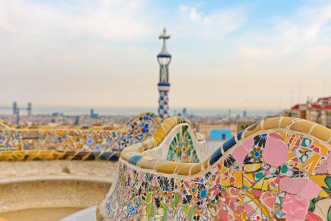Barcelona är storstaden som toppar svenskarnas bucketlist