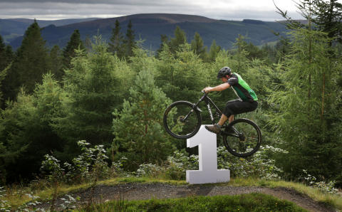 Annual tourism event in the Scottish Borders