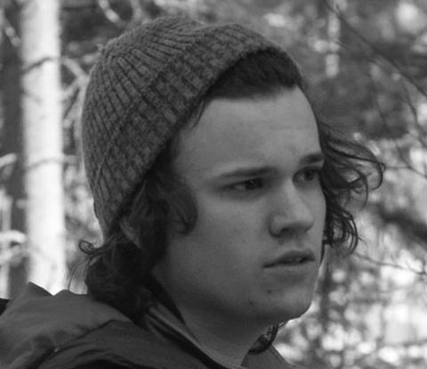 Pressträff för inspelningen av Lars Perssons kortfilm Amatörerna