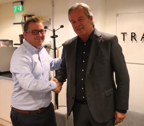 Canon Norge signerer rammeavtale med innkjøpsorganisasjonen Tradebroker