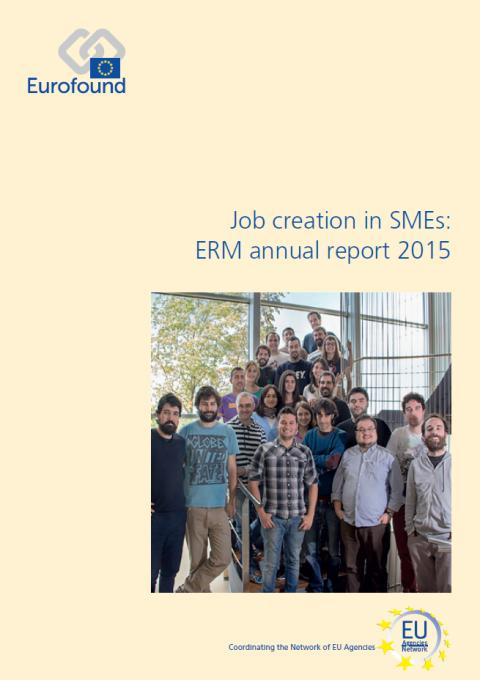 Young, innovative and internationally-active SMEs driving job-growth in Europe