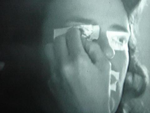 Preparation I, Léticia Parente, 1975. 3.30 min.