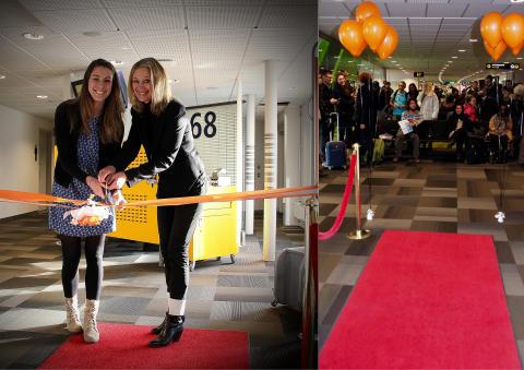 Lågprisflygbolaget easyJet växer på Arlanda