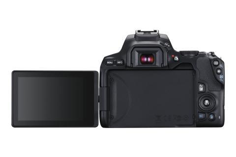 EOS 250D bak