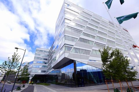 Swedbanks huvudkontor